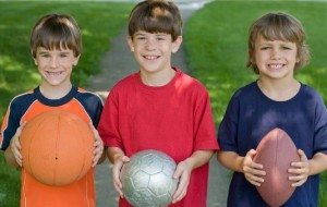 Kids active