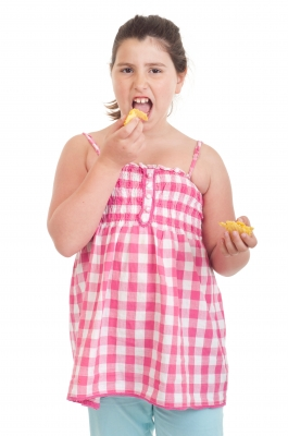 diabetes girl