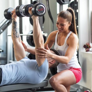 Hybrid Online Personal Trainer Course Example