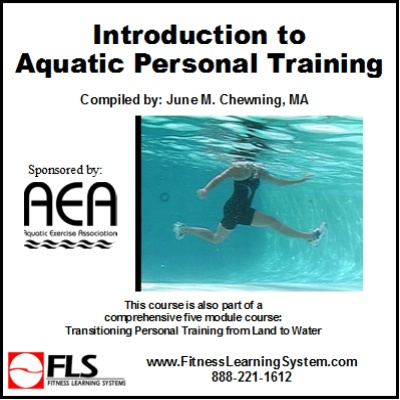 Introduction to Aquatic Personal Training