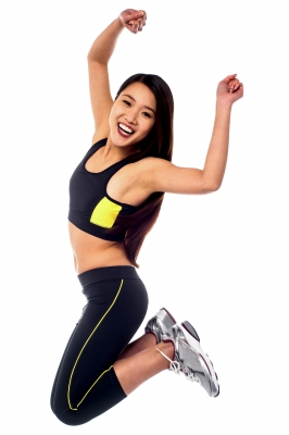 wits fit woman jumping (2)