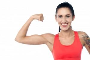 biceps-girl
