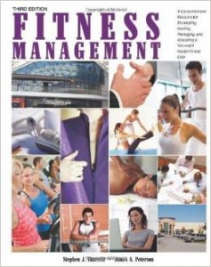 Fitness Management textbook