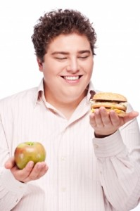 apple or burger