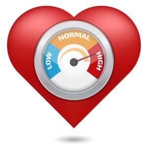 high blood pressure heart