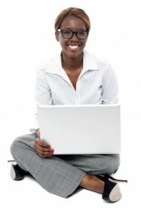 online black lady