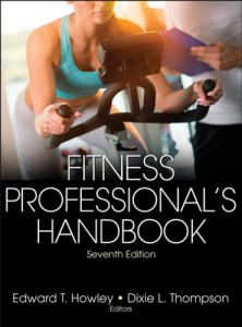 Fitness Pro Handbook 7th Edition