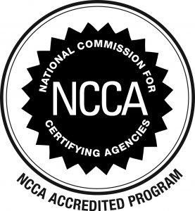 NCCA Accredited Certified Personal Trainer Program