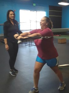 W.I.T.S. Trainer of the Month - Lori Young