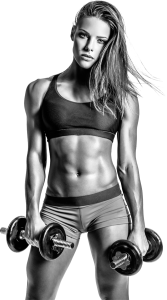 woman-workout-dumbells