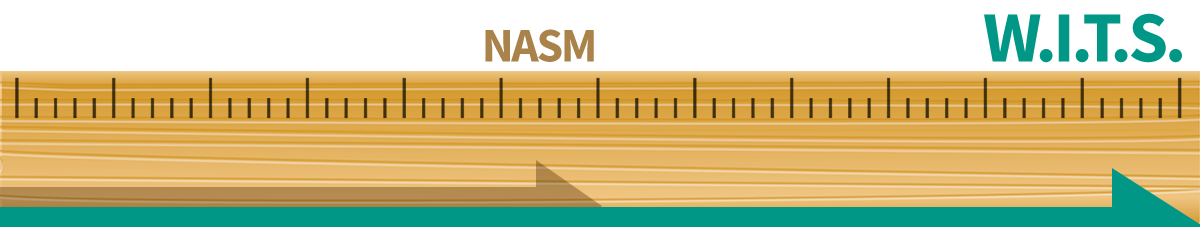 NASM Only Goes Halfway