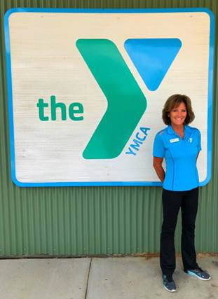 Robin Sauter at the Y