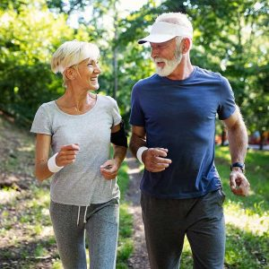 Seniors Fitness Walking