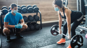 Personal Trainer Session - Masks